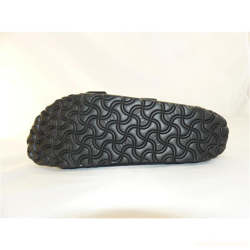 Birkenstock Arizona bordo Krokolack schmal Soft Größe 40