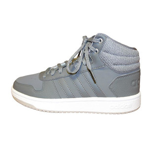 brand new 6c90b bb333 Adidas Hoops 2.0 MID Damensneaker grau ...