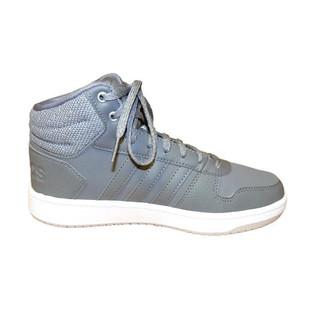 best sneakers ef31c 6e756 ... Adidas Hoops 2.0 MID Damensneaker grau ...