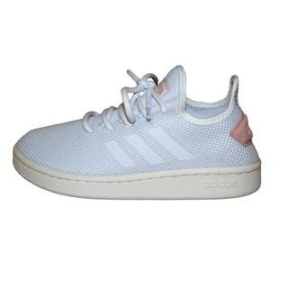 35b558dd78 AW4209 Adidas-Courtset-W-Damensneaker-grau - nette-schuhe.de